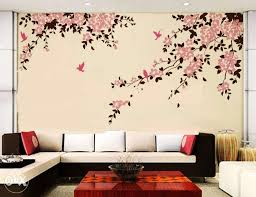 nice wall painting designs for living room wall paint designs for living room home interior decor ideas