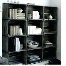 box bookshelf wooden box shelves boxes bookshelf shelf curio collectible ideal excellent 9 box bookshelf