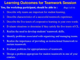 Describe Teamwork Ppt Teamwork Part 1 Powerpoint Presentation Id 2684812