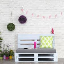 how to make pallet garden furniture a