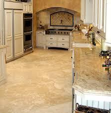 ... Luxury Idea Travertine Kitchen Floor Tile Honed Beige Italy Kitchenjpg  12 ...