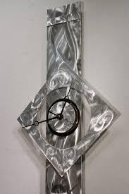 metal wall art sculpture clock modern abstract painting decor linda kovacs k85 on modern abstract metal wall art sculpture with metal wall art sculpture clock modern abstract painting decor