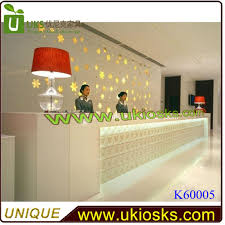 office counters designs. glossy white front office desk modern reception counter design counters designs