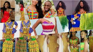 Ghanaian Ankara Designs 2019 African Ghana Kente Kitenge Ankara Youtube