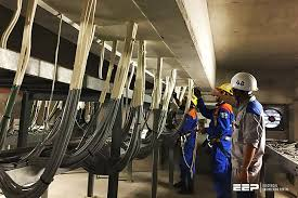 Cable Installation Job Fire Behaviour And Construction Safety Precautions For