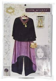 Tina Givens Designs Tina Givens 3131 Sewing Pattern Multi