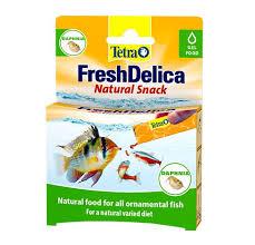 <b>Tetra Fresh Delica</b> Bloodworm, Brineshrimp & Daphnia
