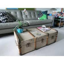 vintage trunk coffee table amazing vintage trunk coffee table best images about vintage trunk makeover on
