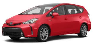 Amazon.com: 2017 Toyota Prius V Reviews, Images, and Specs: Vehicles