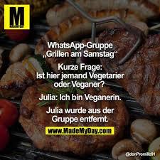 Whatsapp Gruppe Grillen Am Samstag Kurze Made My Day