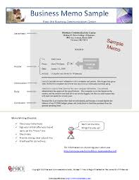 Business Memo Format Business Memo Sample Pdfsimpli