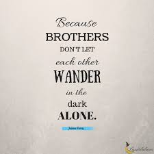 Brother Quotes Best 48 Awesome Brother Quotes Luzdelaluna