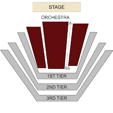 David Geffen Hall At Lincoln Center New York Ny Seating