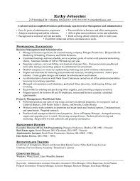 Estate Manager Resume Assistant Property Manager Resume Luxury