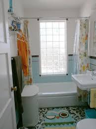 Cindy Updates Her S Bathroom Vanity Tile Floor And Shower Retro Renovation