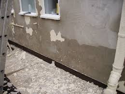 Paint Flaked Off Because Of Damp In Walls