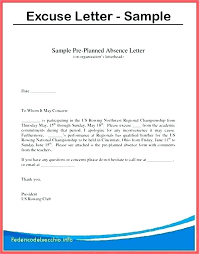 Sample Letter Of Absent From School Excuse For The Teacher Being Absent School Excuse Letter Forexcuse