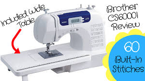 Buy Brother Cs6000i Sewing Machine