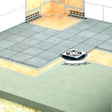 mortar bed for tub mud mortar bed for tile shower deck pan man mix ratio completed