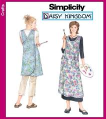 Simplicity Apron Patterns