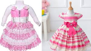 Baby Frock Design 2018 Cutting 50 New And Unique Baby Frock Designs With Images For 2018