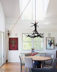 kansas city modern chandelier with crystal chandeliers dining room and neutral colors console