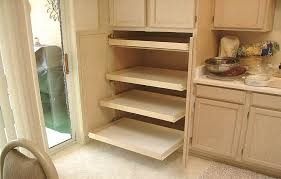 benefits in using pantry pull out shelves kitchen pantry storage pull out shelves