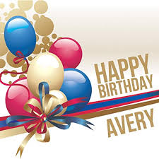 Happy Birthday Avery Happy Birthday Avery By The Happy Kids Band On Amazon Music Amazon Com