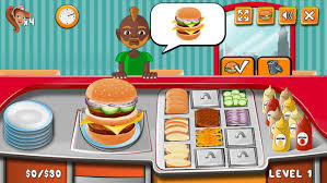 fast food maker my burger shop fast food hamburger maker game on the app store