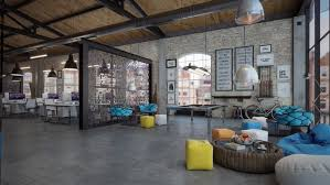 loft office design. office design - loft it office interior design
