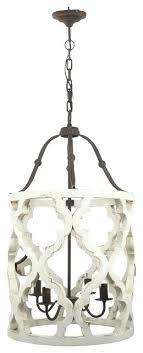 white wood chandelier 4 light chandelier mini white wood chandelier
