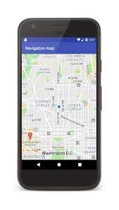 Help Android Build Navigation Mapbox For App A