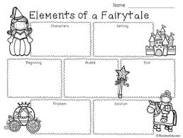 Elements Of A Fairy Tale Story Elements Of A Fairytale Freebie By The Artsy Educator Tpt