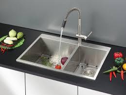 ruvati 33 x 22 drop in topmount 60 40 double bowl 16 gauge zero radius stainless steel kitchen sink rvh8050