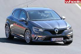 2018 renault megane sport. Unique Sport 2017Renault Megane RSspypic Front Track Throughout 2018 Renault Megane Sport
