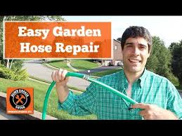 Beautiful Garden Hose Repair Easy By Home Tutor To Inspiration Decorating