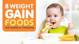 9 Month Baby Weight Gain Food Chart 8 Healthy Weight Gain Foods For Babies And Toddlers