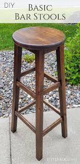 diy basic bar stool