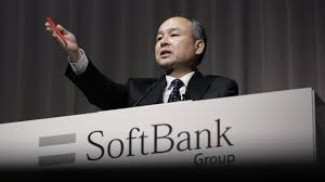 softbank s masayoshi son surprises financial fortress deal
