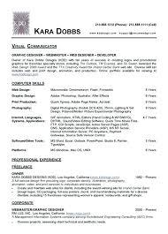 Web Design Resume Template Web Designer Resume Web Designer Resume