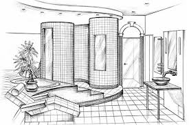 Gallery: Interior Design Sketches Inspiration With .