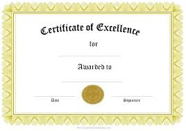 Free Award Certificate Templates For Students Award Certificates Templates Free Free Award Certificate Templates