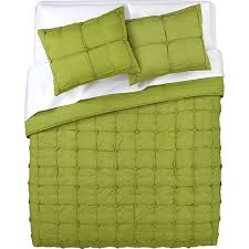 green bed sheets texture. Perfect Texture Oasis Bed Linens From CB2 Lush Sprout Green Landscape Squares Up Poufy 3D  Texture Soft Cotton Voile Is Layered With 100 Poly Fill And Handquilted Into  Throughout Green Bed Sheets Texture R