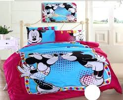 minnie twin bedding image of mickey mouse bedding set ideas