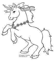 Small Picture Unicorn Coloring Pages To And Print For adult