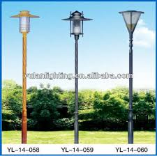 Small Picture Yl 14 039 Garden Lighting Pole With Lampgarden Led Light E40