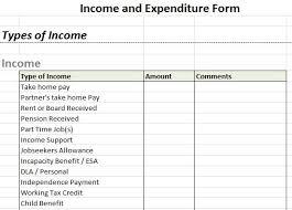 Income And Expense Template Income And Expense Template Rome Fontanacountryinn Com