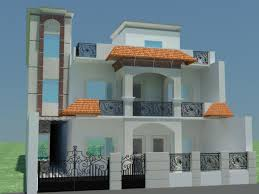 Front Elevation Design Of House Pictures In India Modern Front Elevations India Ayanahouse