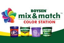 Boysen Virtuoso Color Chart Pacific Paint Boysen Philippines Inc Premium Acrylic