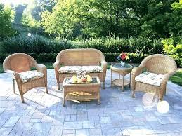 bay wicker patio furniture cushions outdoor hampton dining set tables furnitur